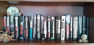 Stephen King-böcker